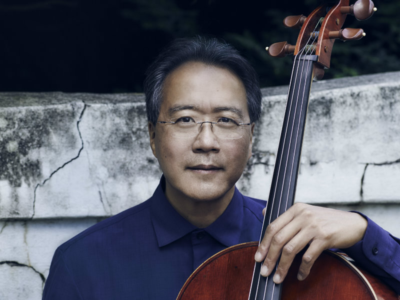 Photo: Yo-Yo Ma headshot