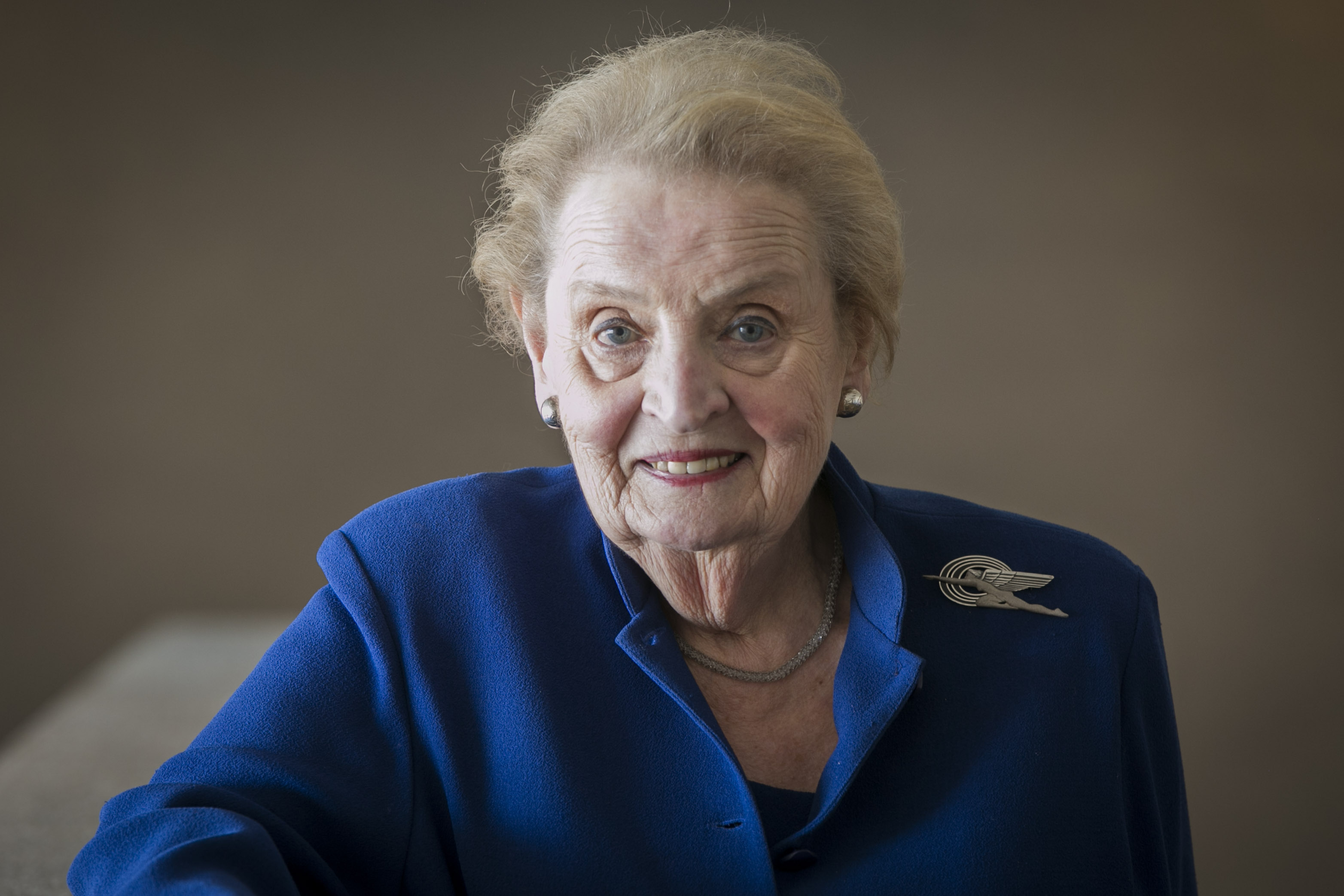 Madeleine Albright On Fascism, And Why President Trump Makes Her ...