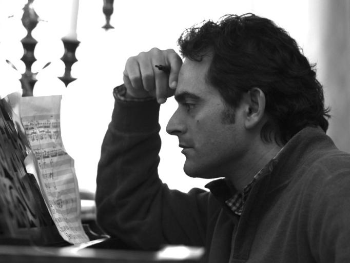 Photo: Composer Malek Jandali