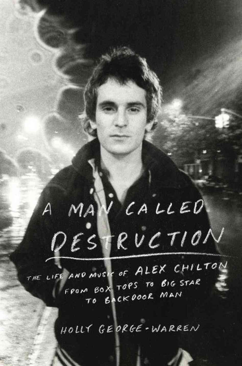 photo: A Man Called Destruction book