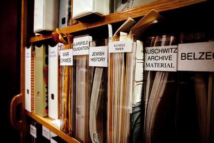 CU Holocaust Archive 2