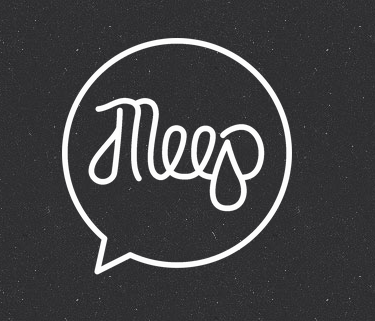 Photo: Meep Records logo