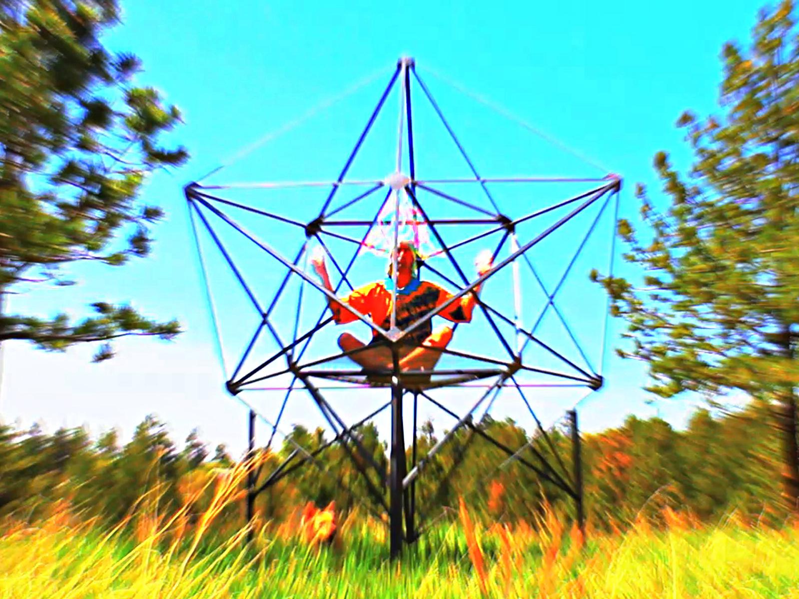 Photo: Metatron's Cube