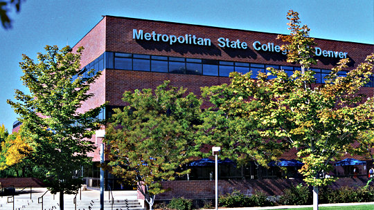 Photo: Metropolitan State College