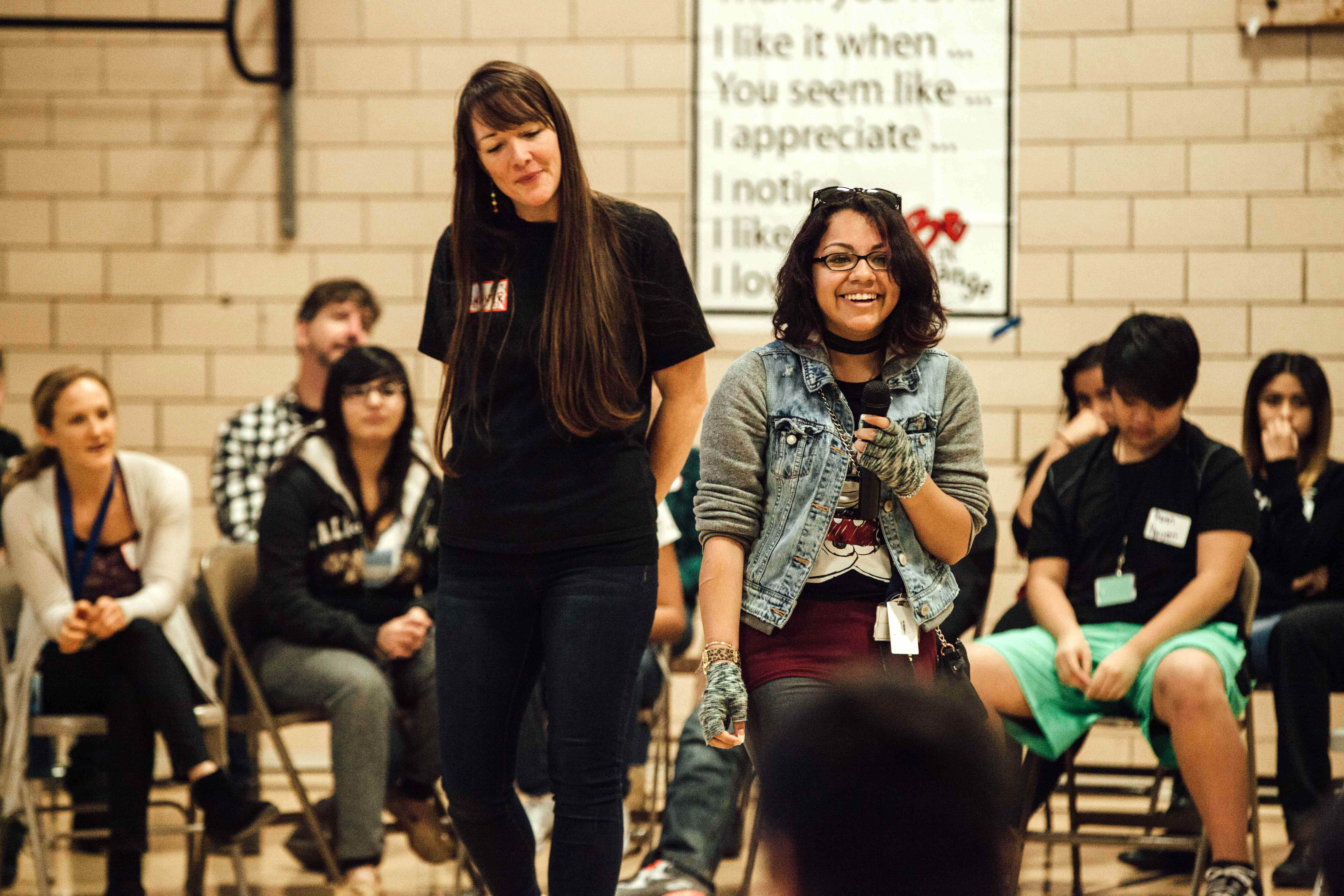 Photo: Bullying, Denver Challenge Day 1 & Feature