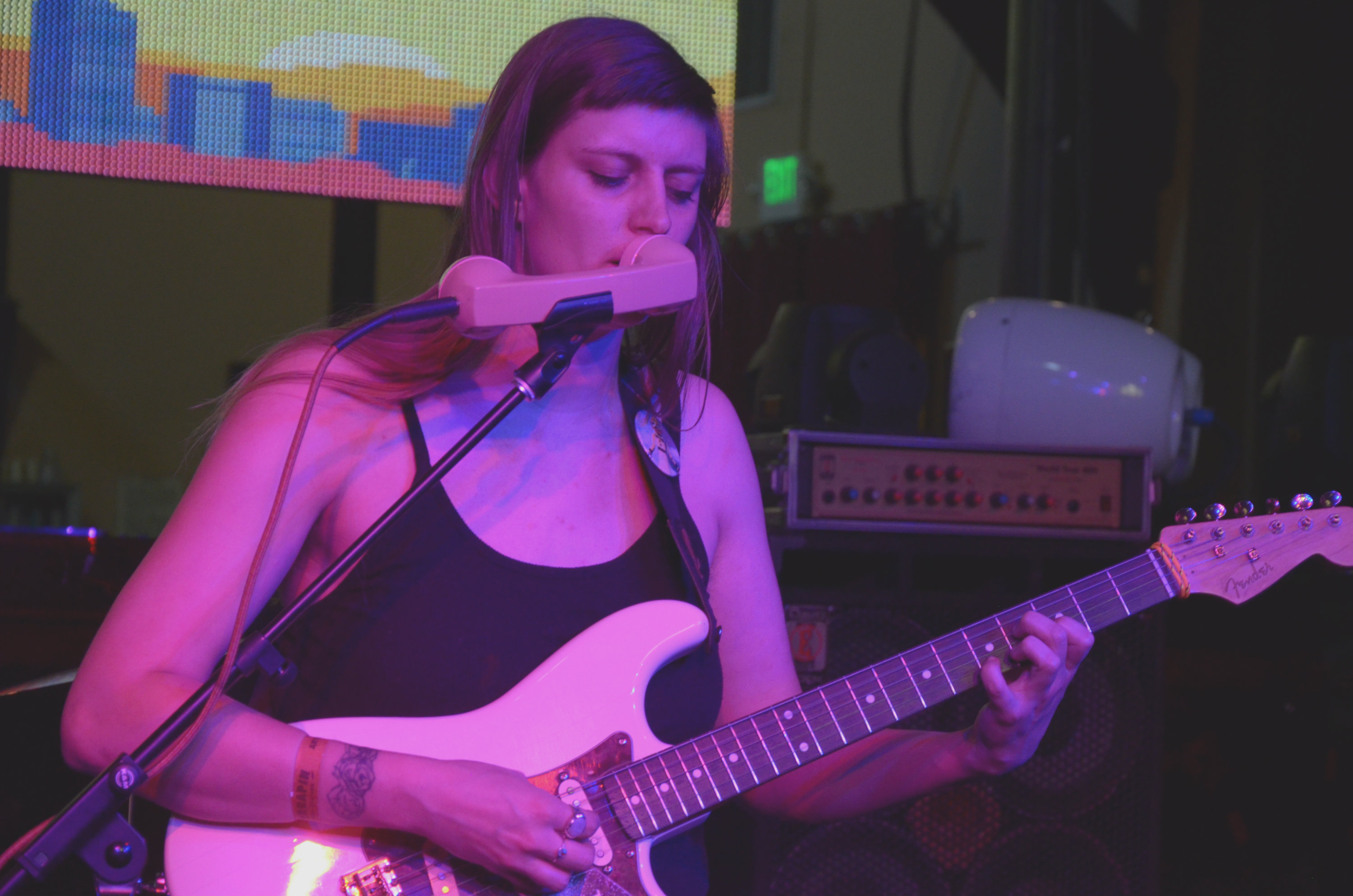 Photo: Midwife at Westword Music Showcase 2017
