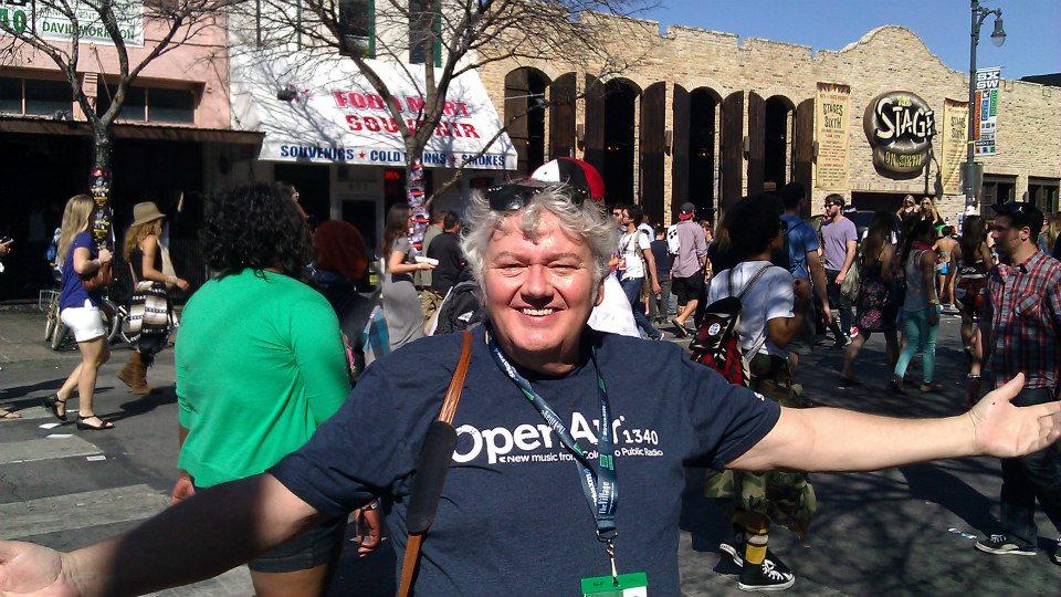 photo: Mike Flanagan at SXSW 2013