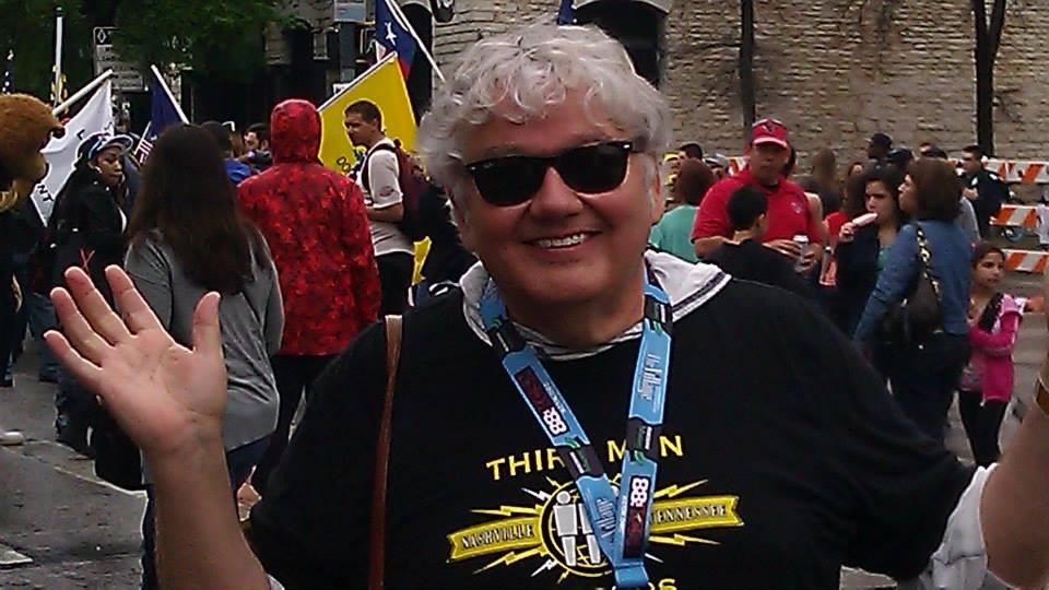 photo: Mike Flanagan at SXSW 2013 Retrofit