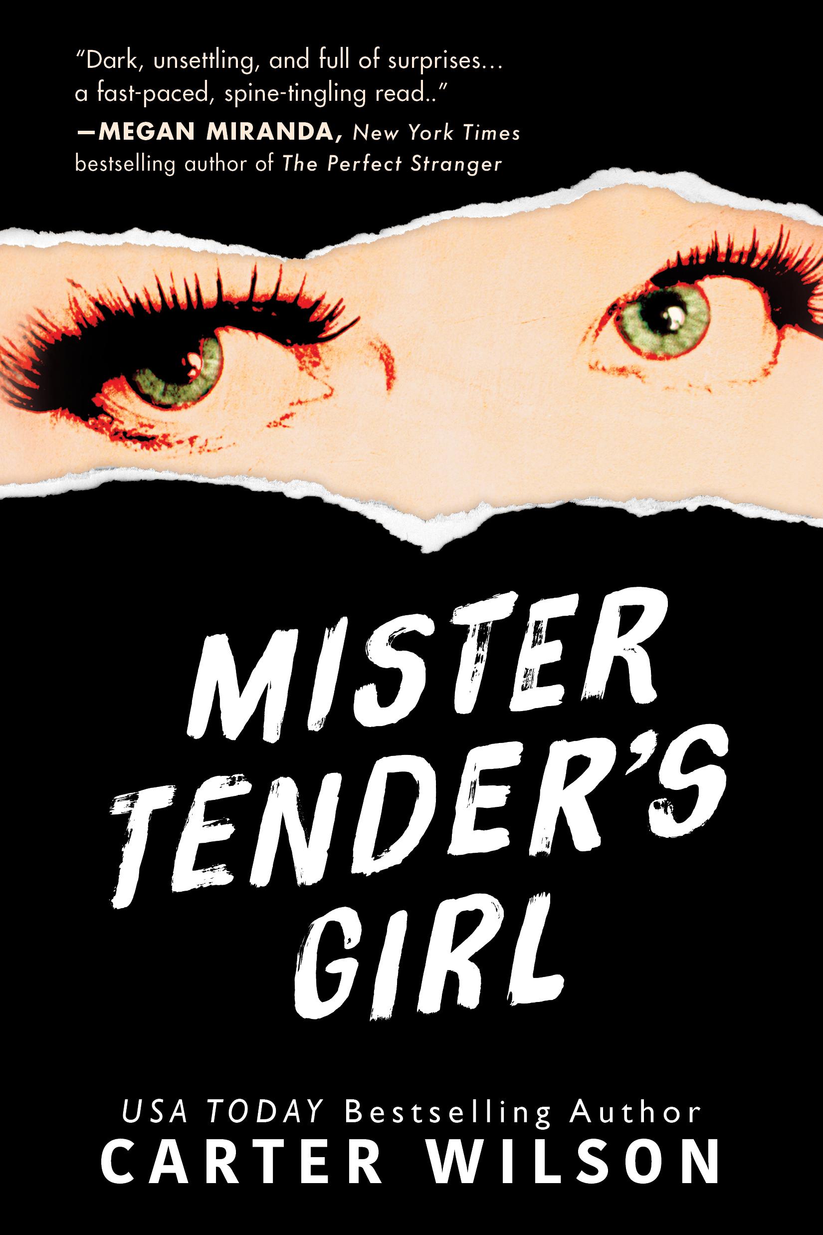 Photo: Mister Tender's Girl Book Cover
