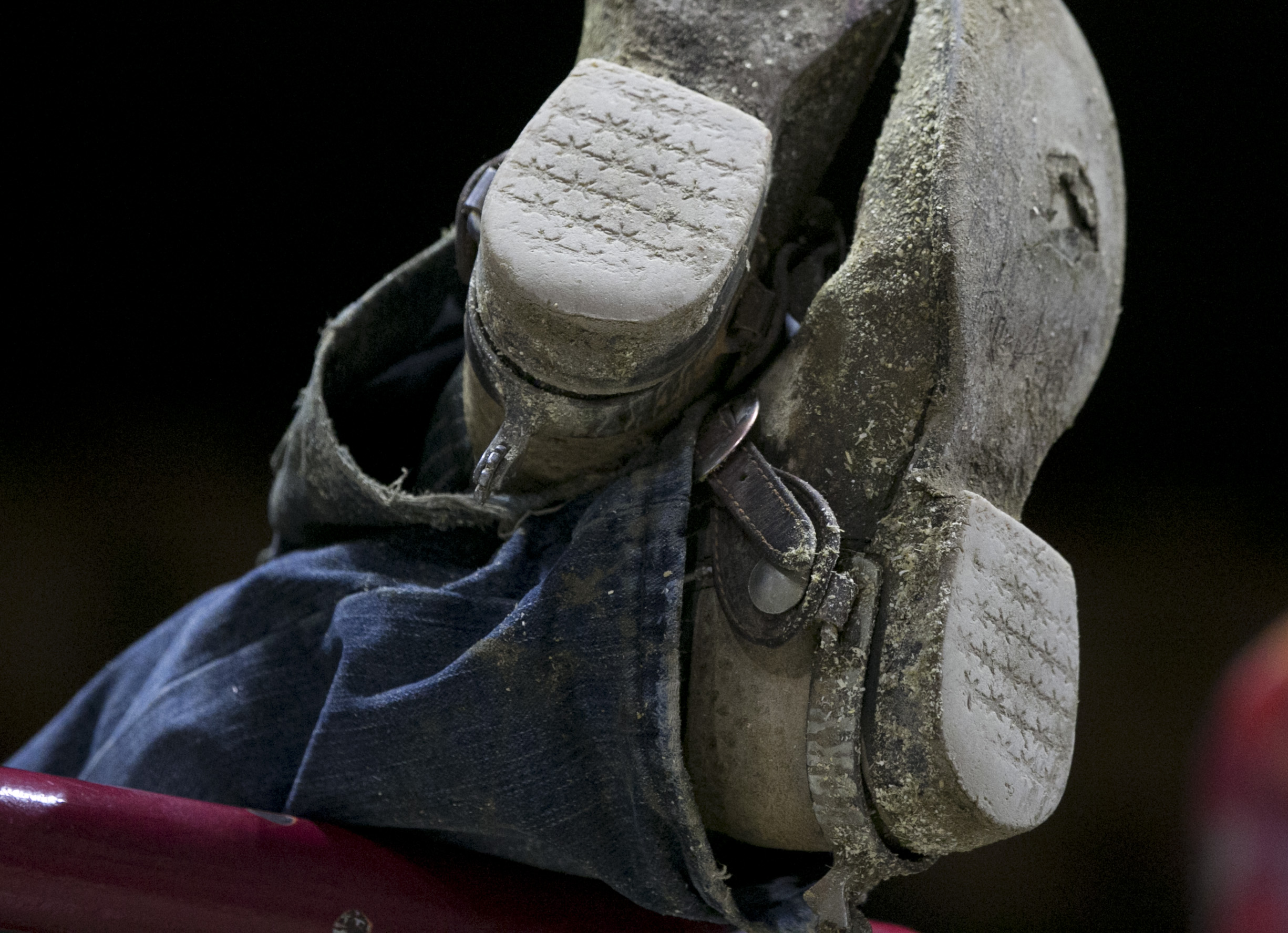 Photo: MLK Rodeo 8 | Dirty boots