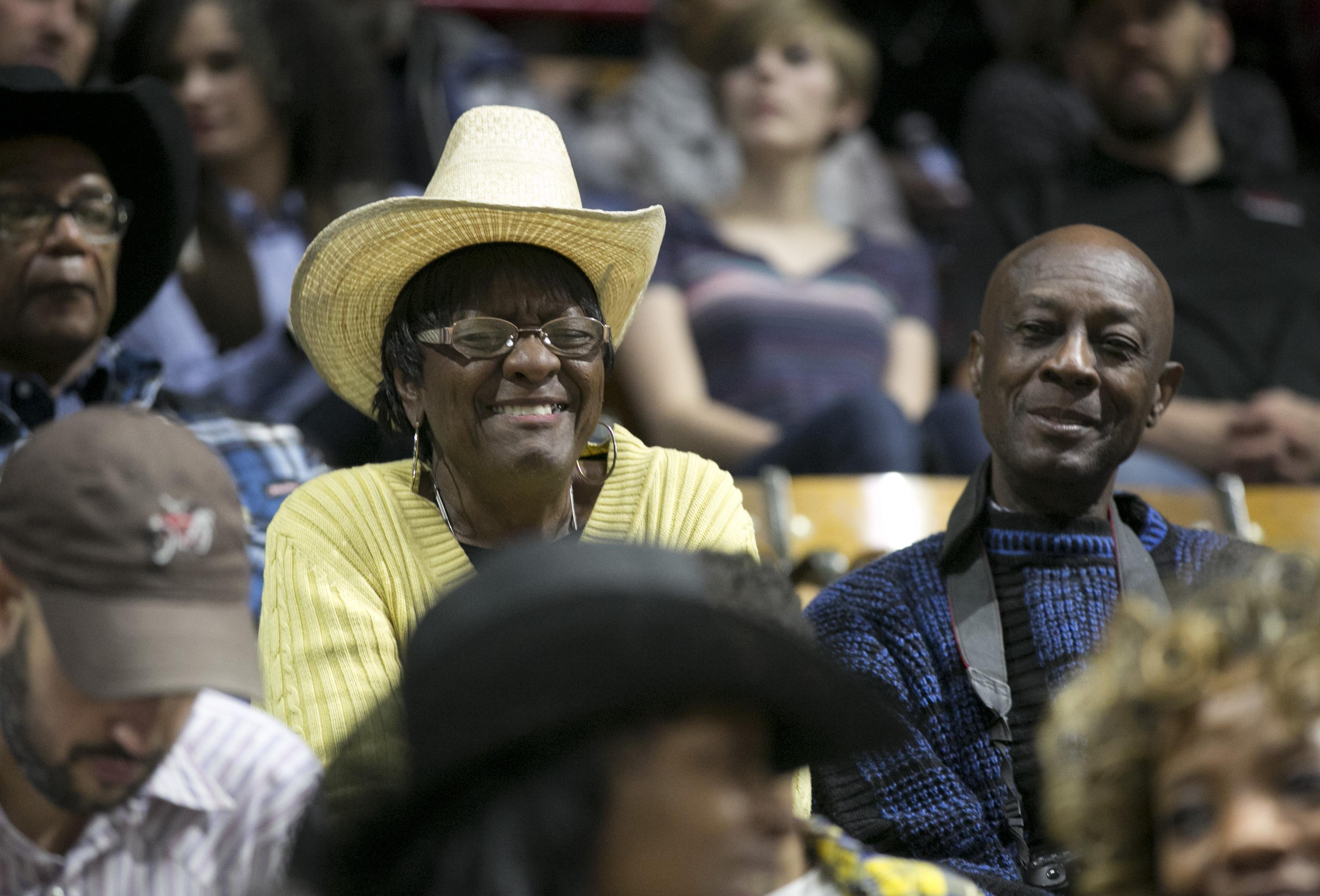 Photo: MLK Rodeo 11 | Ida and Gene
