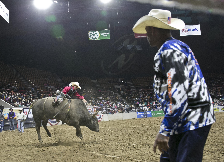Photo: MLK Rodeo 12 | Bull Riding Justin Granger