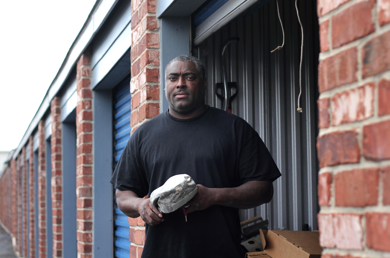 Clone of Photo: PTSD Fort Carson 8   Larry Morrison