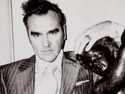 photo: Morrissey press photo 2