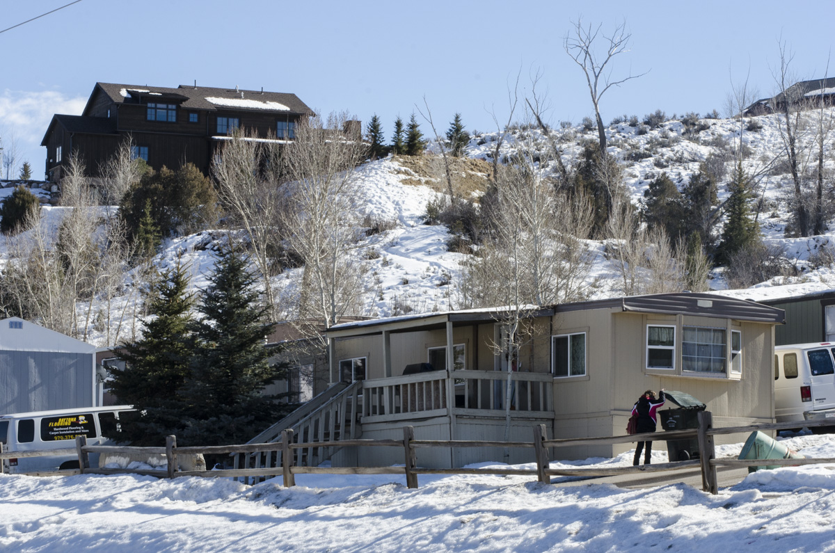 Photo: Vail Valley Poverty, Eagle River Village 2