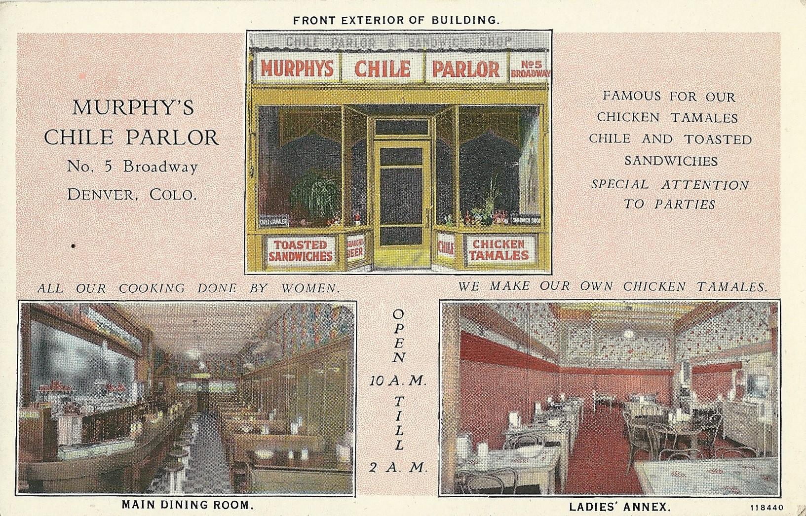 image lost restaurants murphy's