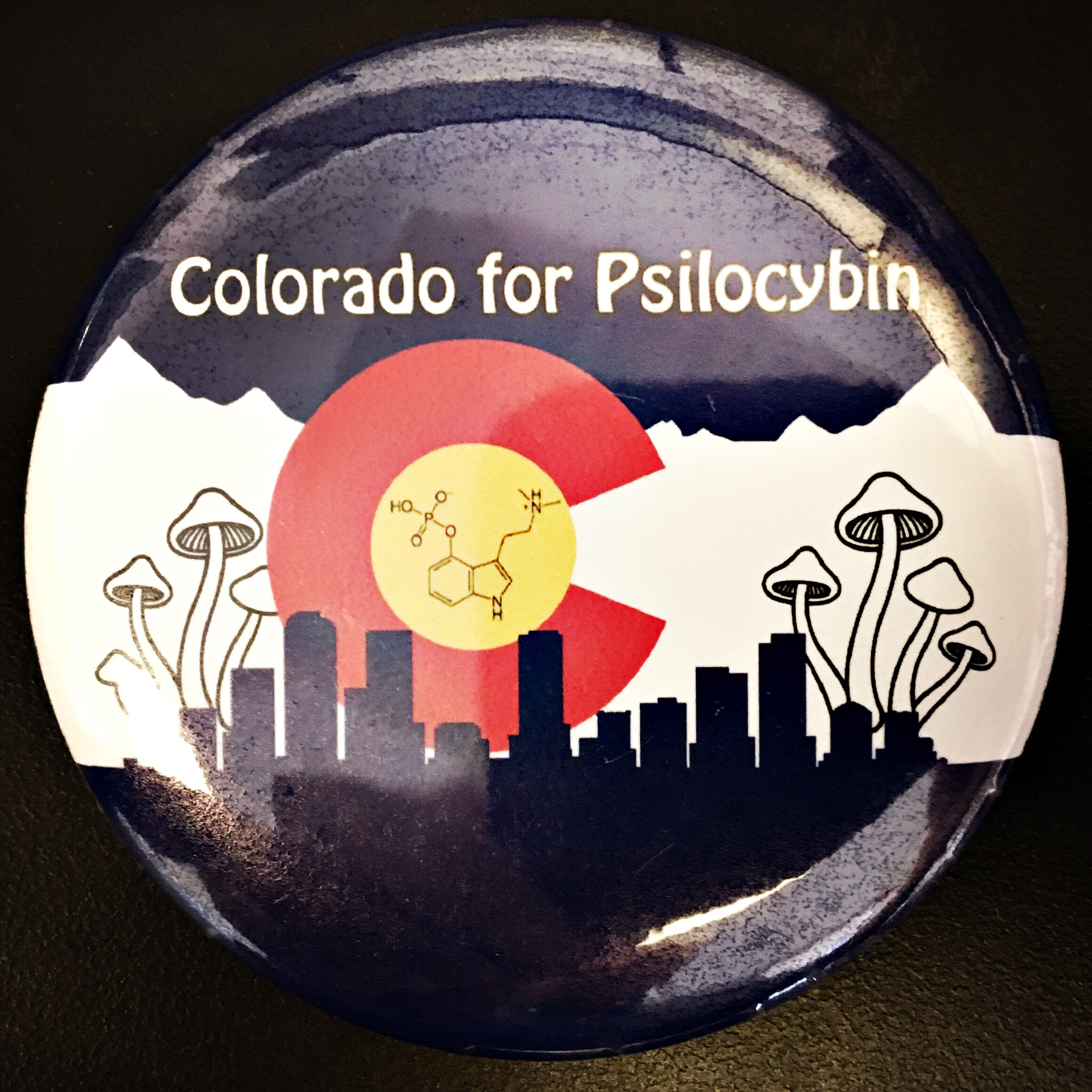 Denver May Get To Vote On Whether To Make Magic Mushrooms