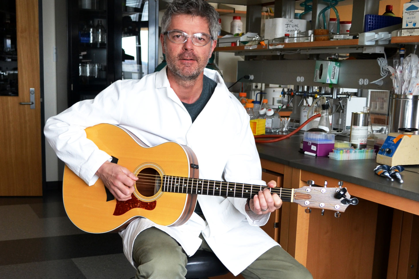 Photo: Colin Campbell Science Music