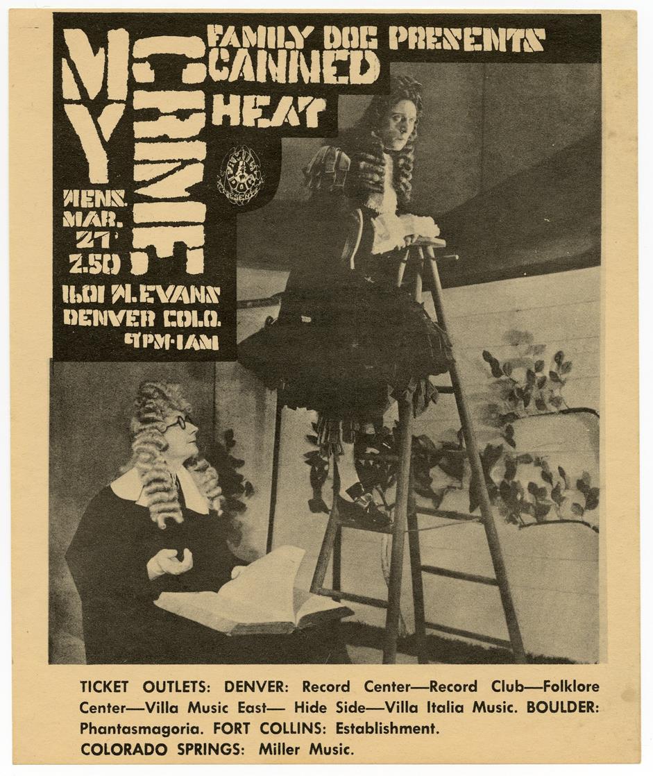 Photo: 1968 Music 3