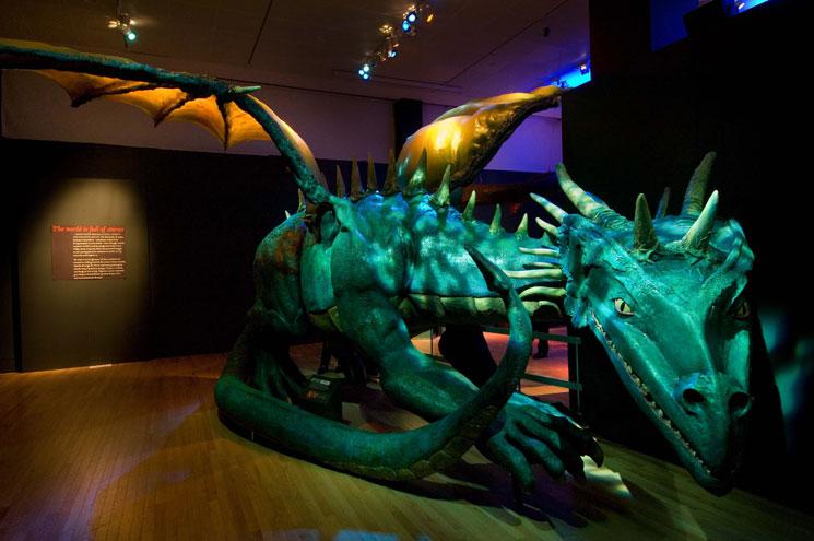 Photo: Mythic Creatures