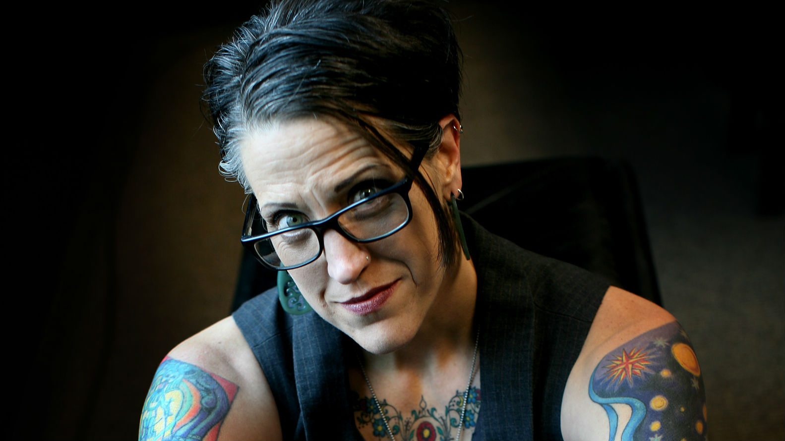 Photo: Denver Lutheran pastor Nadia Bolz-Weber_FEATURE
