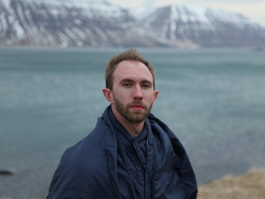 Photo: Composer Nathan Hall