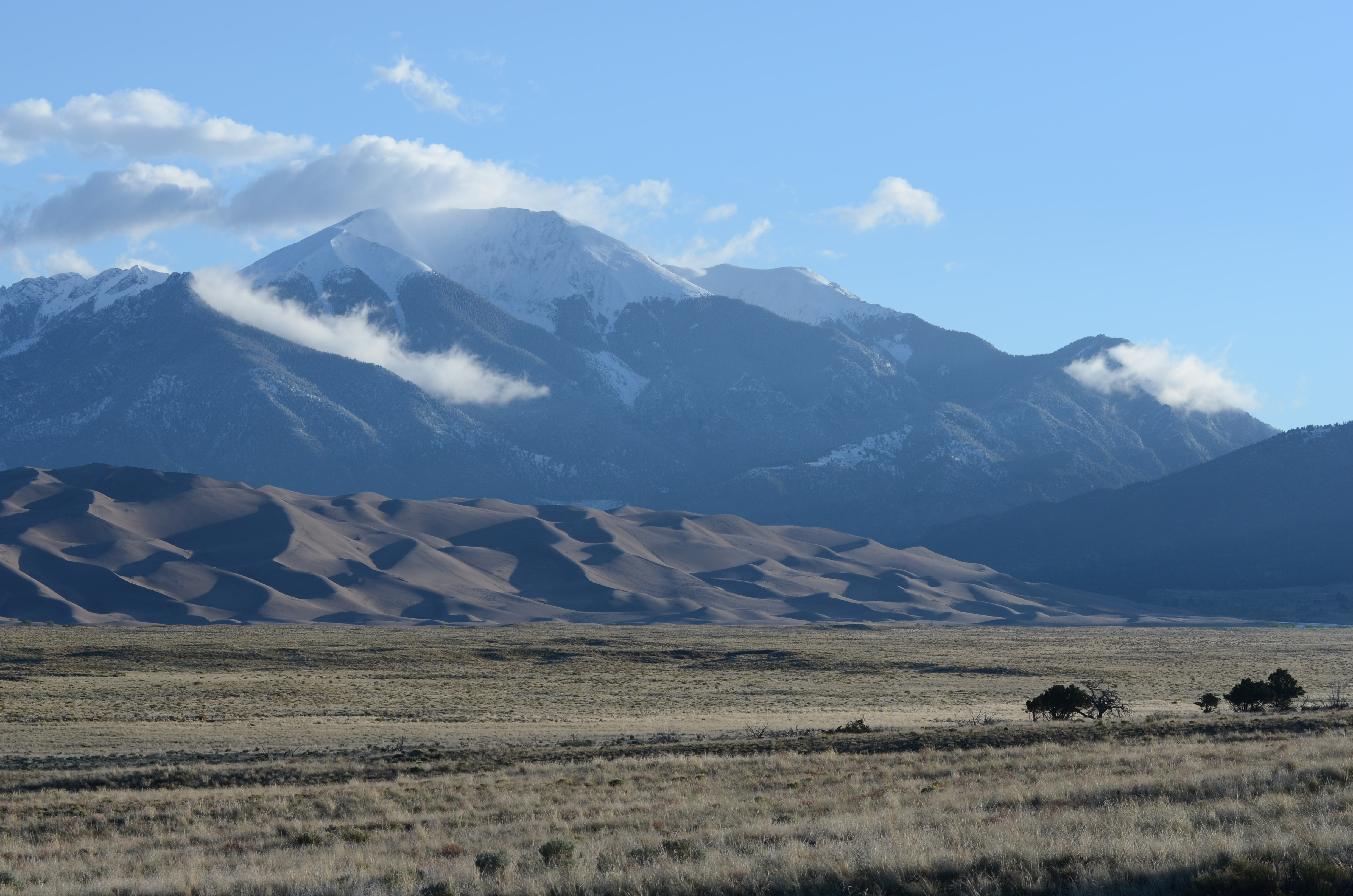 Photo: Great Sand Dunes National Park and Preserve