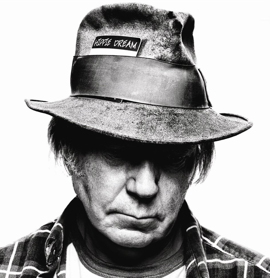 photo: Neil Young book cover