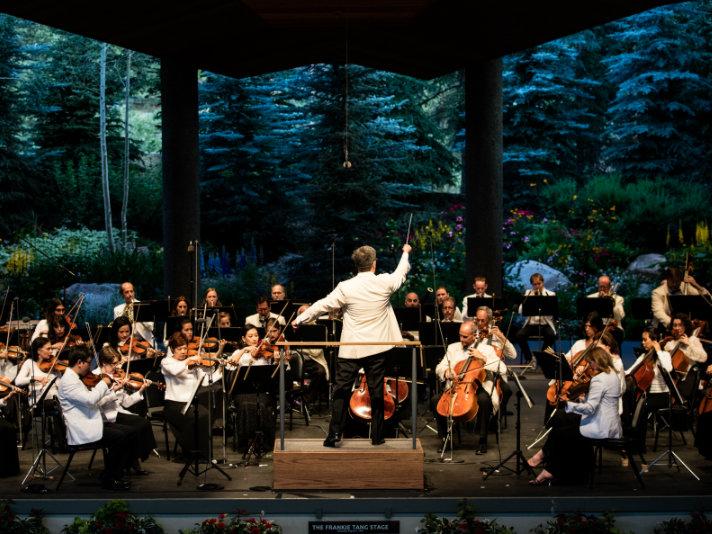 Photo: Bravo vail new York philharmonic