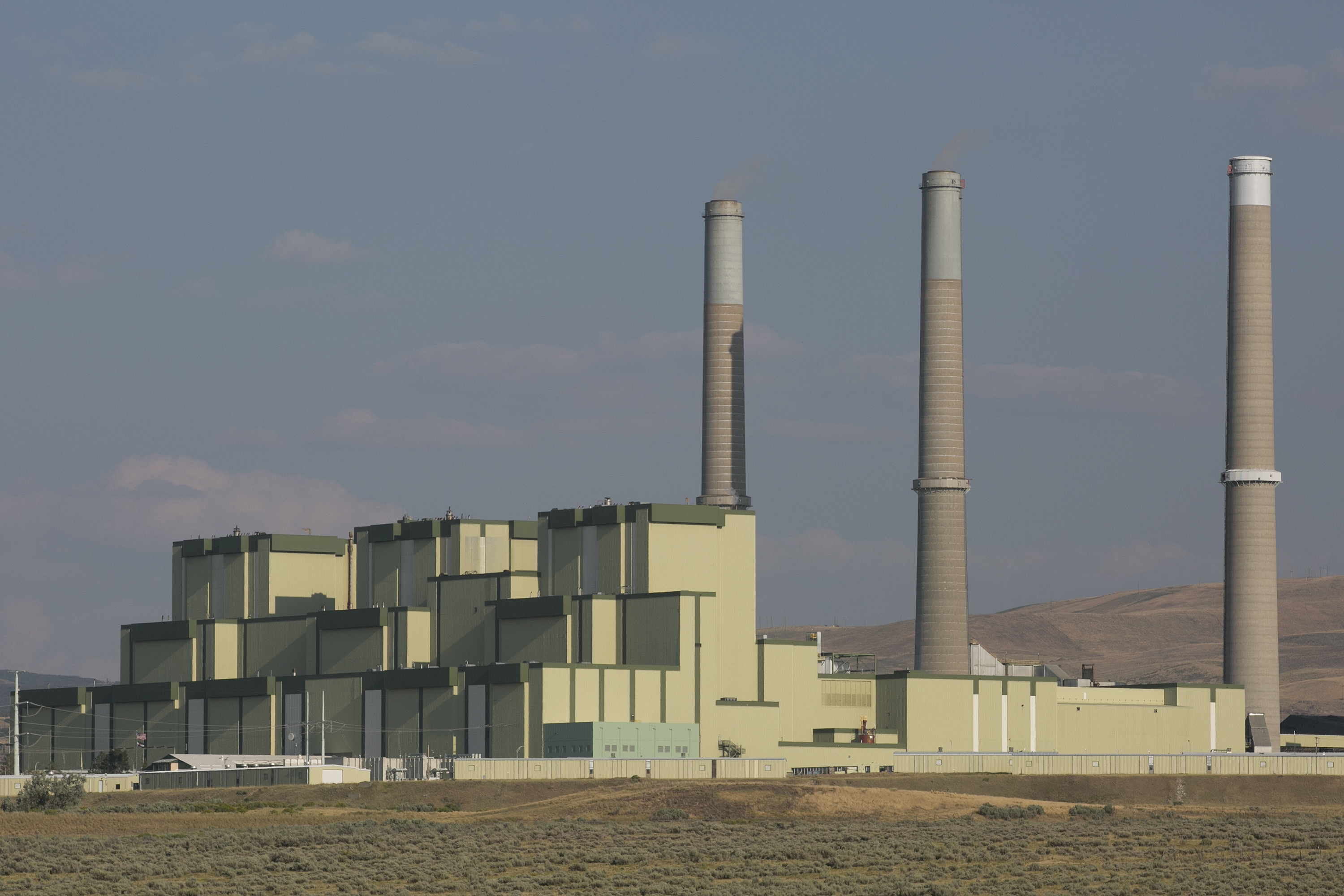 The coal-fired Craig Station power plant is operated by Tri-State Generation and Transmission Association.