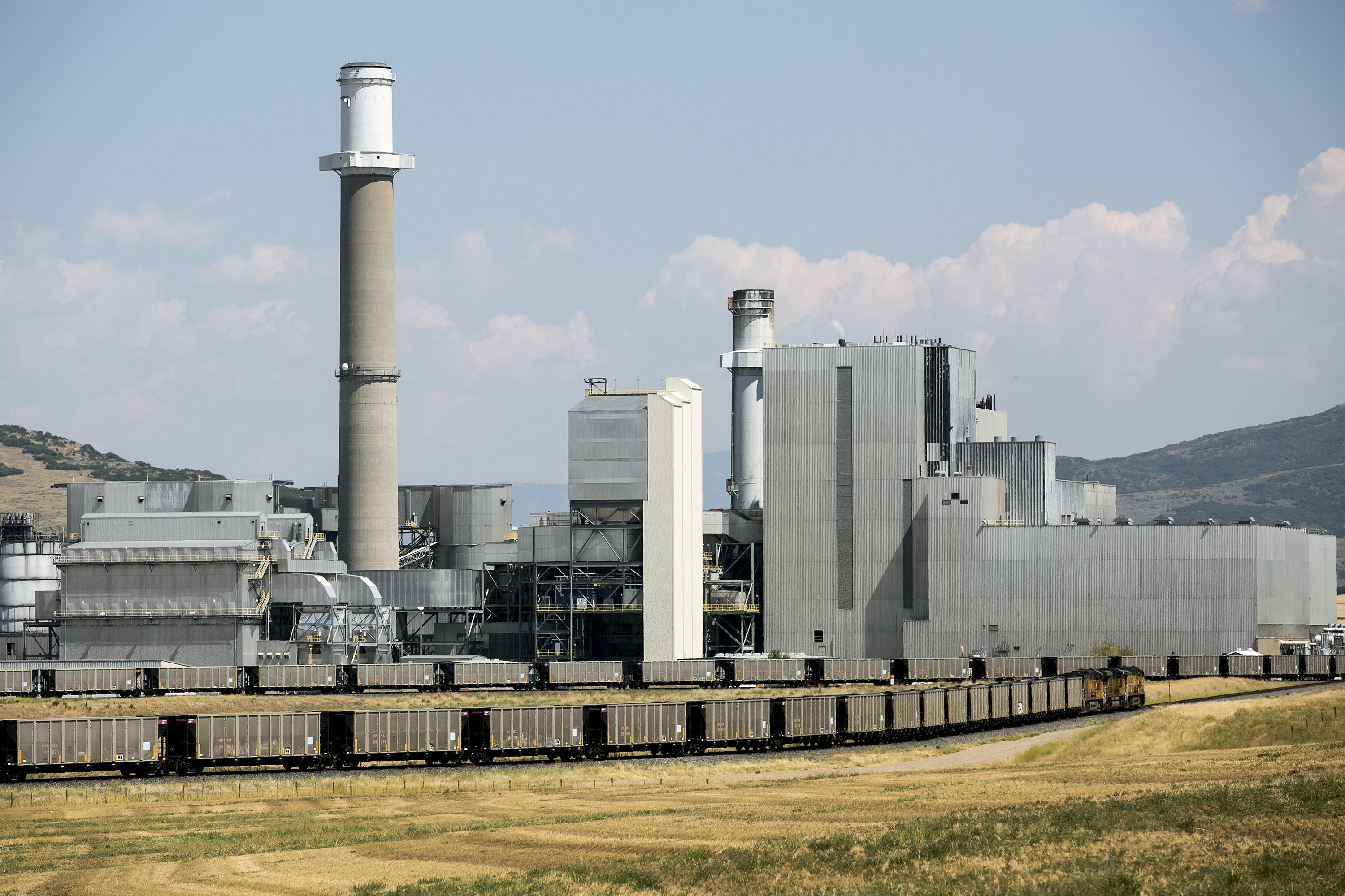 Photo: Hayden Generating Station Excel Energy