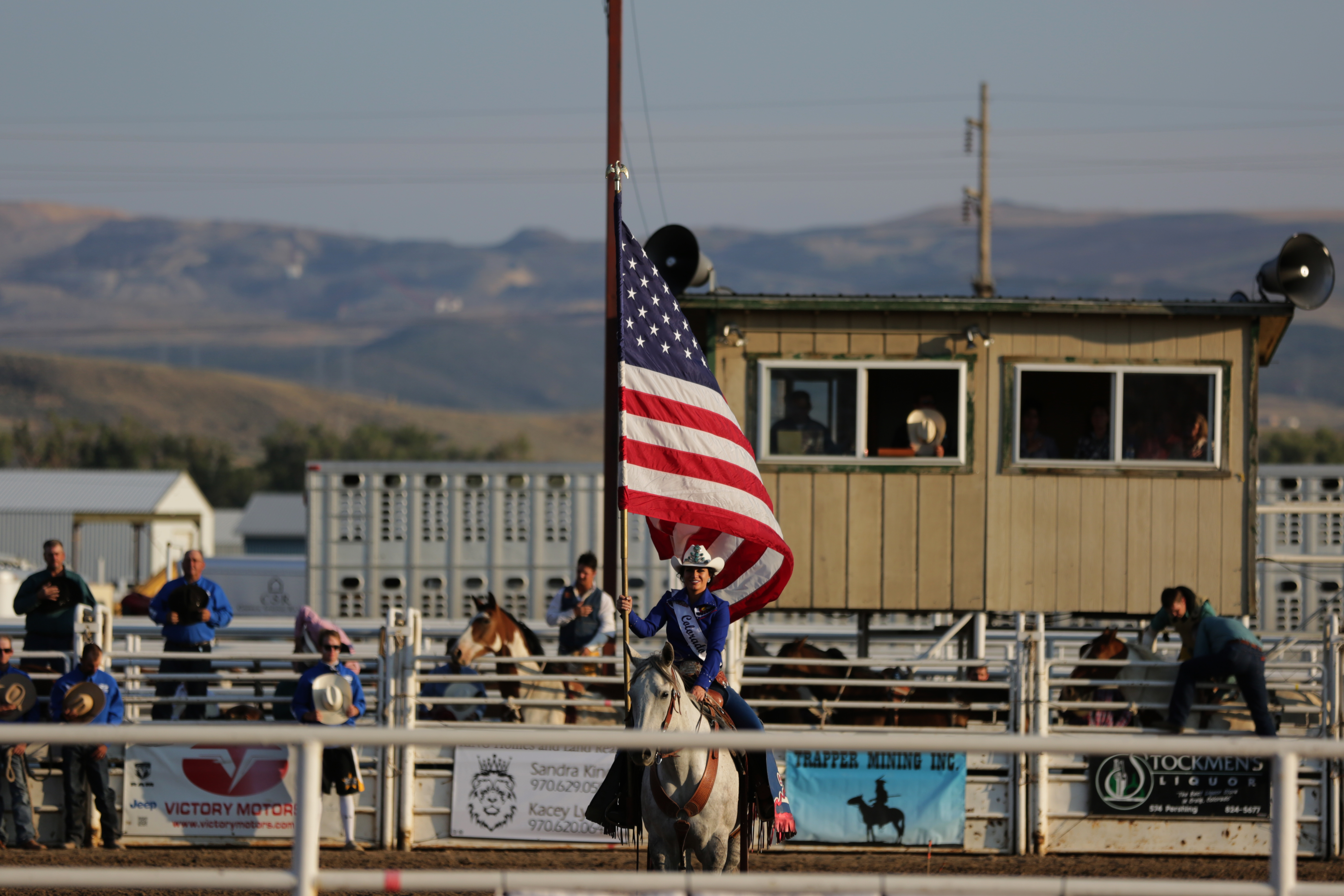 Moffat County Rodeo 1