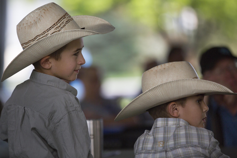 Cowboy Church 2 Boys