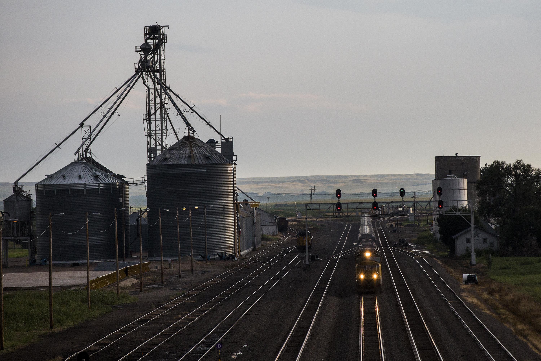 Julesberg train