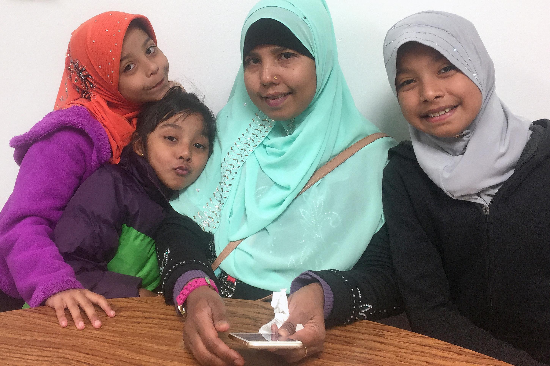 Photo: Husanara Refugee Aurora 9   JB
