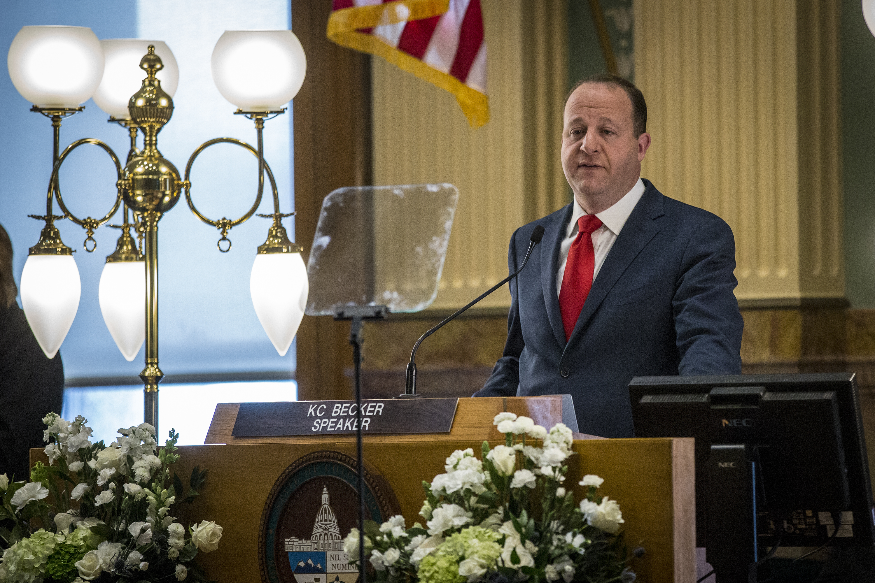 Photo: Polis State Of The State 1 HV 20190110
