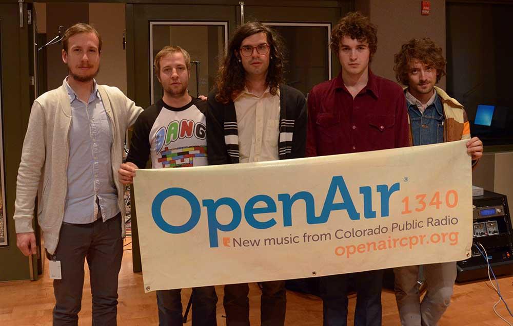 Night Moves at OpenAir