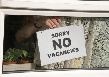Photo: No Vacancy