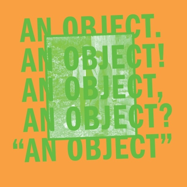 Review: No Age, An Object