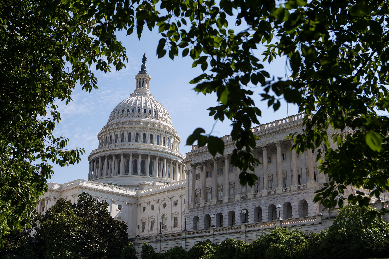 Photo: US Capitol Building - NPR