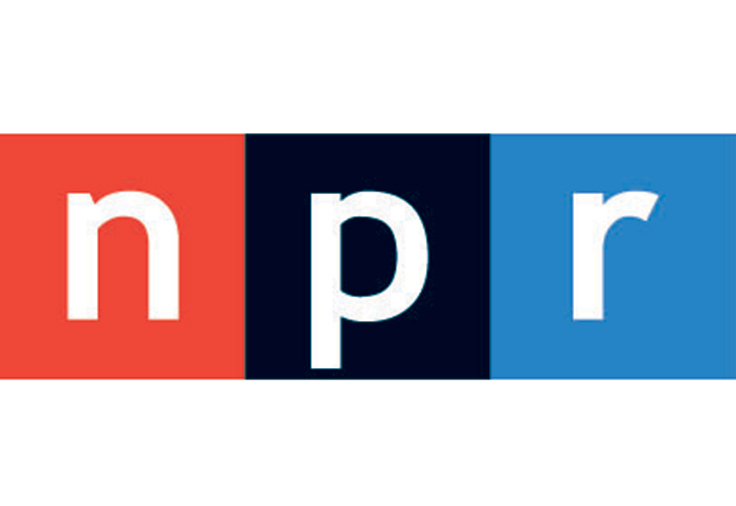 Image: NPR logo 736x506