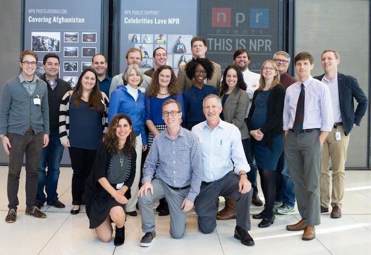 Photo: NPR Collaborative in D.C. web feature
