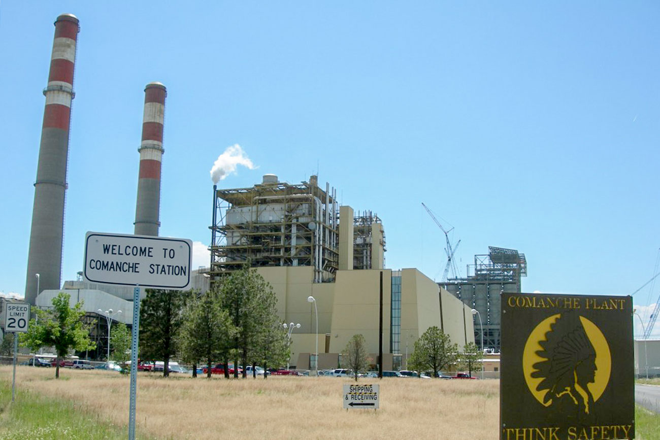 Photo: Comanche Power Station Pueblo - Courtesy NREL