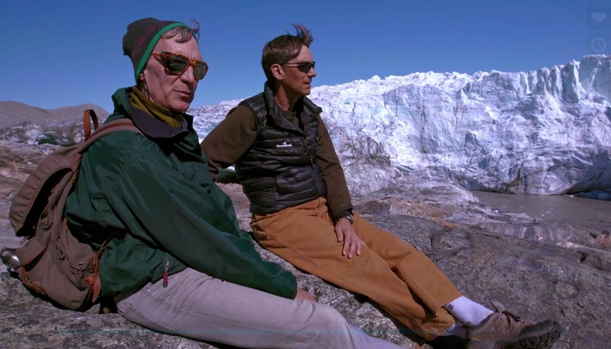 Image: Bill Nye and Jim White