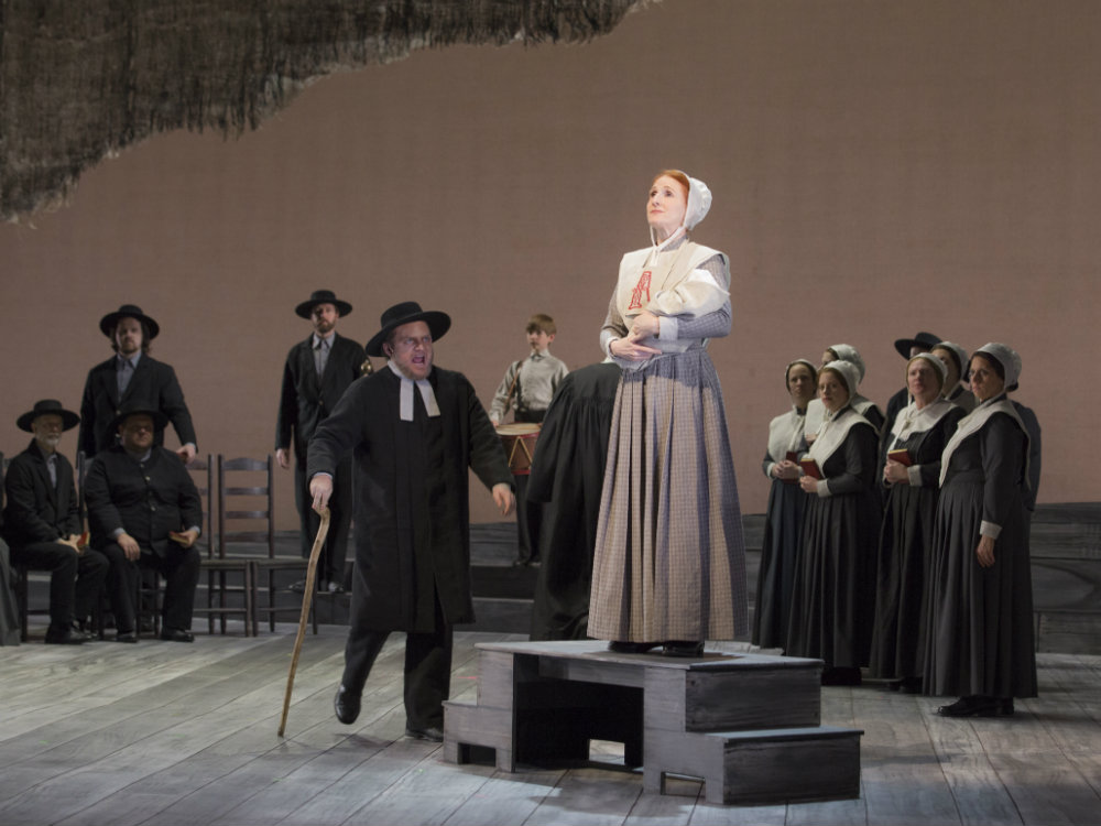 Photo: Opera Colorado Scarlet Letter