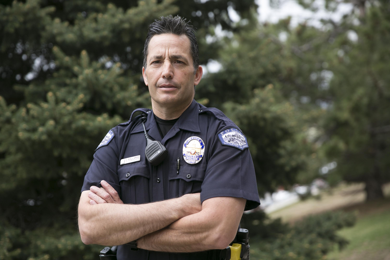 Photo: Officer Jason Gallardo Little High School Resource Officer