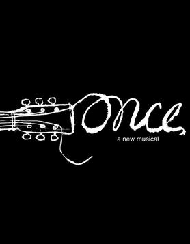 photo: Once musical poster