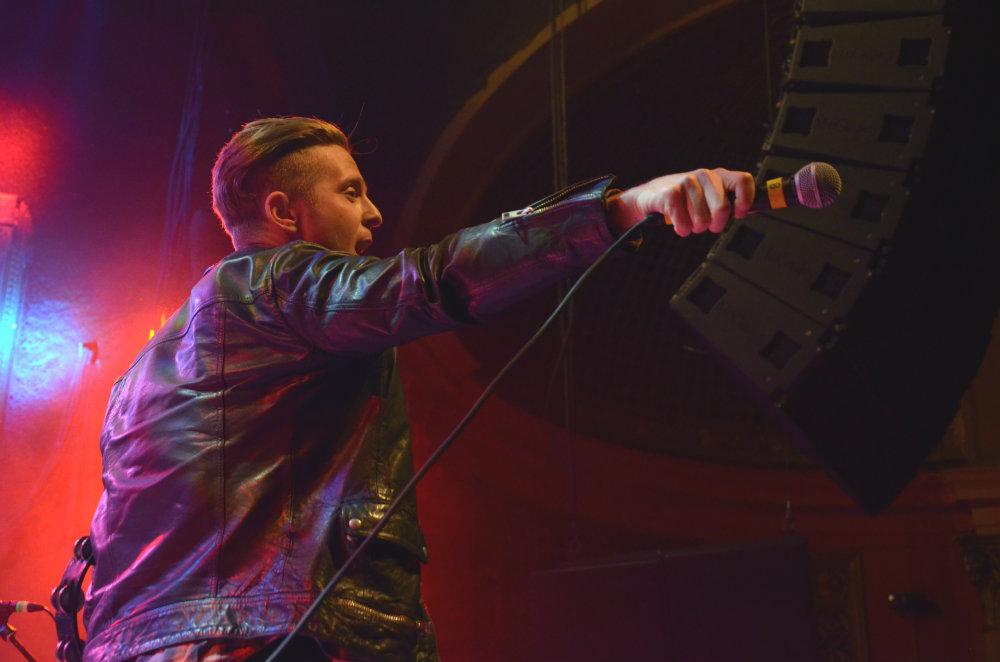 Photo: Colorado Up! Concert Ryan Tedder of OneRepublic