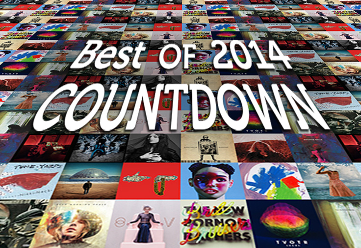 Photo: Best of 2014 countdown graphic