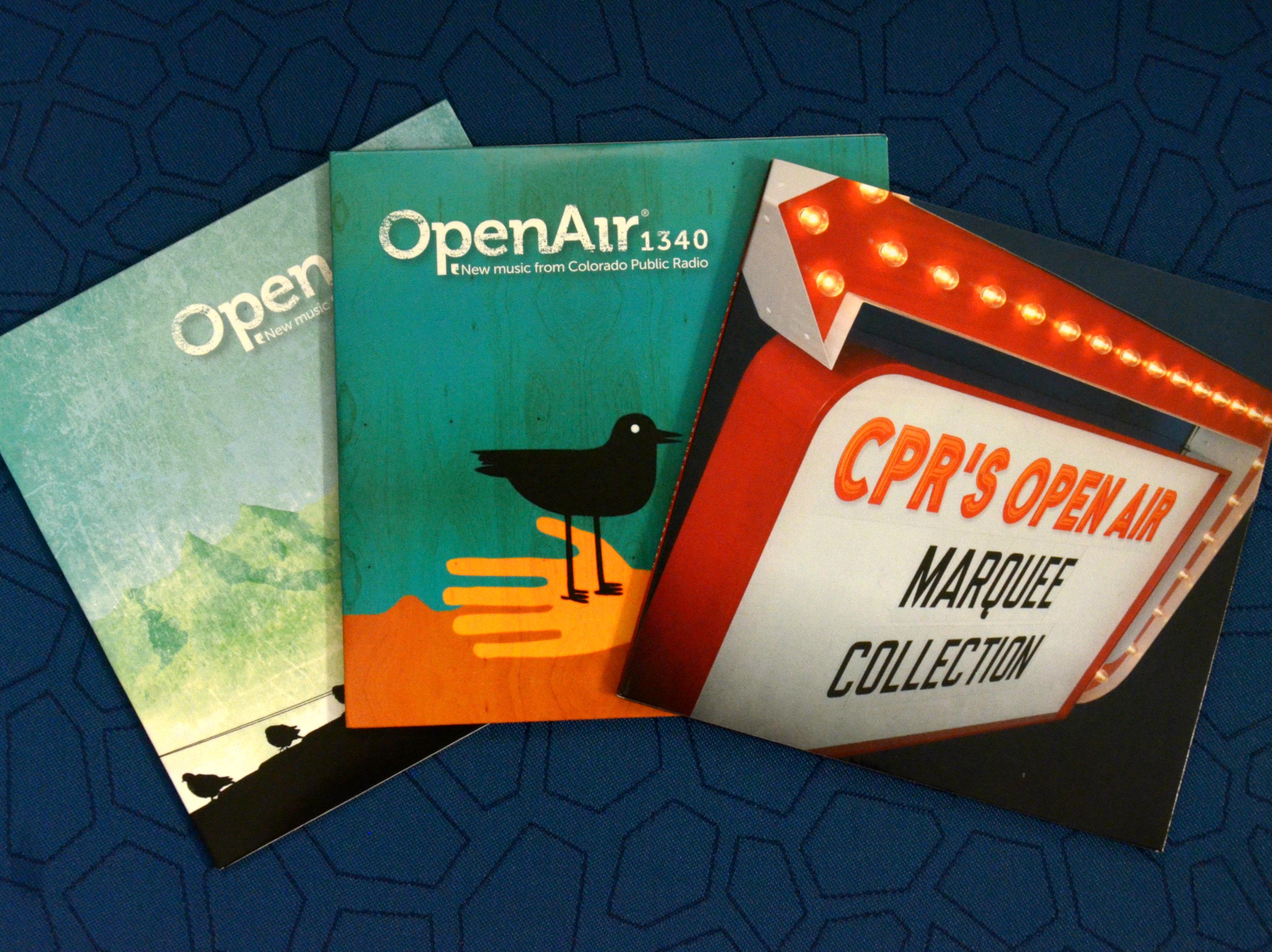 Photo: OpenAir 3-CD Collection